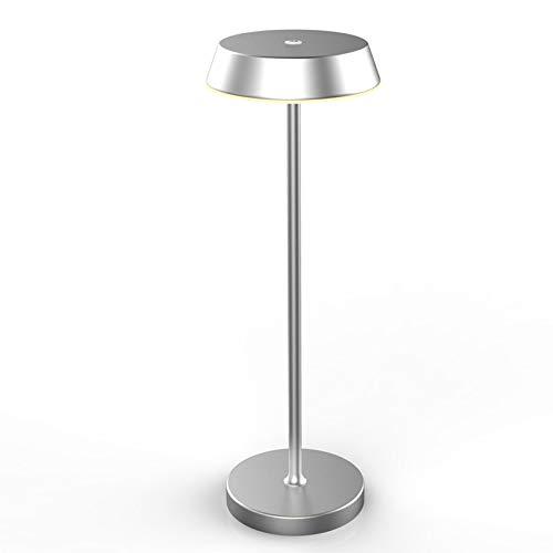 Creativo Europeo LED de Metal de la Mesa de la Luz de la Mesa de la Mesa de la Luz de la Mesita de la Luz del Estudiante de la Elevación del Hotel