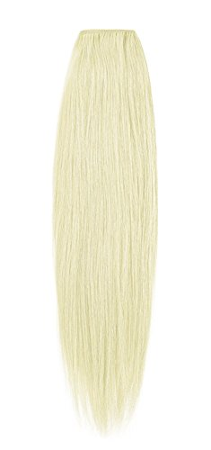 American Dream de qualité Platinum 100% cheveux humains Extensions capillaires 50,8 cm couleur 60 – Blond Pur
