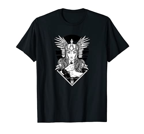 Valkyrie Norse Mythology T-Shirt