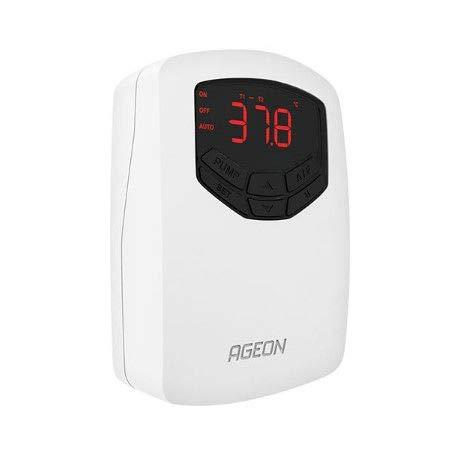 Controlador De Temperatura Digital Automasol TDI 110/220v