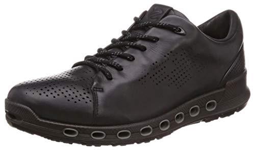 ECCO Herren COOL 2.0 Sneaker, Schwarz (Black 1001), 44 EU