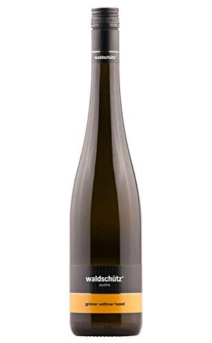 Waldschütz Grüner Veltiner 0,75l Ried Hasel Kamptal 2018 - Weißwein, Qualitätswein, Premiumwein, Wein