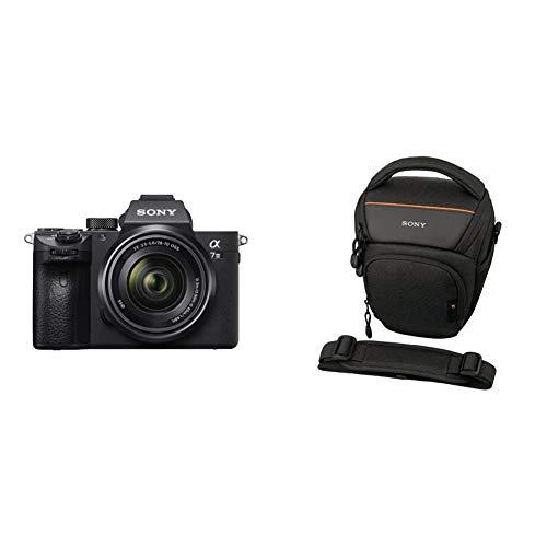 Sony Alpha 7 III | Spiegellose Vollformat-Kamera mit Sony 28-70 mm f/3.5-5.6 Zoom-Objektiv (Schneller 0,02s AF, optische 5-Achsen-Bildstabilisierung) &...