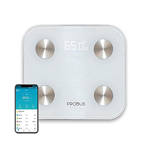 Probus Smart Bluetooth Body Composition/Fat Analyser...