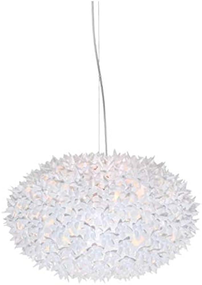 Kartell bloom, lampada a sospensione 0926003