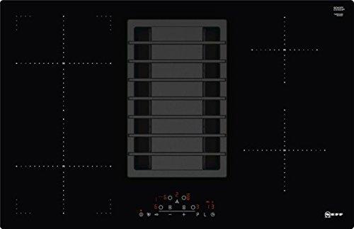 Neff T48PD1AX0 / TPD481AX / Elektro-Kochstelle mit Abzug / Kochfeld / Elektro / Einbau / 79,2 cm / 9 Leistungsstufen und 1 Intensivstufe