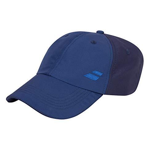 Babolat Basic Logo Cap Junior Gorra, Unisex niños, Estate Blue, Talla Única
