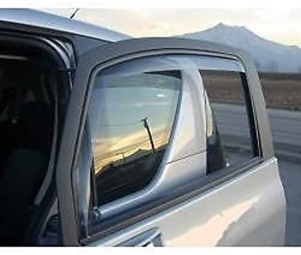 Deflectores de aire antimanchas Antiturbo Farad Ford Tourneo Connect (3 5/p desde 2014