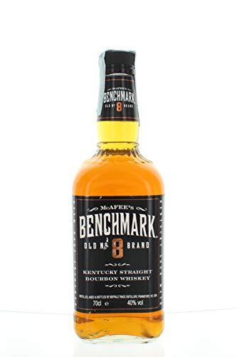 Benchmark Mcafee'S Benchmark Old No. 8 Brand Kentucky Straight Bourbon Whiskey 40% Vol. 0,7L - 700 ml