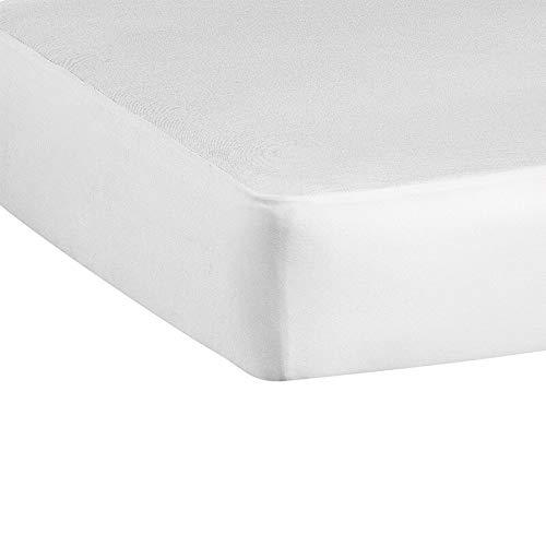 Velfont - Protector colchón Alma 3 Capas (135, Blanco)