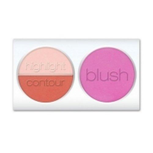 (6 Pack) LA COLORS 3D Blush Contour - True Love