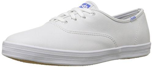 Keds WH45750 Tenis Blanco de piel para Dama Talla 03.5
