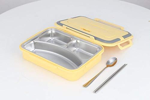 Little SweetLunchbox aus Edelstahl, tragbares Fast-Food-Set für Studenten,...