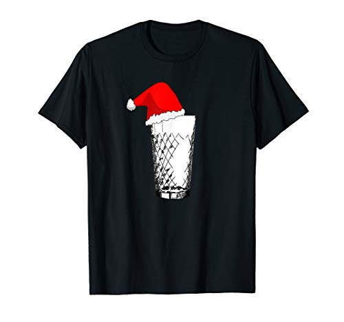 Gerippte Mütze Weihnachten Äppler Apfelwein Hessen Bembel T-Shirt