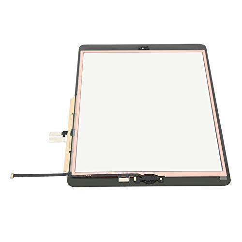 Screen replacement kit Fit For Apple IPad 10.2 2020 8th 8Gen A2428 A2429 A2270 Touch Screen Digitizer+Home Button Flex Glass Panel Replacement Repair kit replacement screen