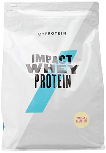 Myprotein Impact Whey Protein Vanilla Raspberry, 1er Pack (1 x 2.5 kg)