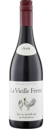 Famille Perrin / La Vieille Ferme Vin De France Rouge Grenache Trocken (1 x 0.75 l)