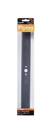 Flymo FLY039 - Cuchilla metálica para cortacésped Hover Compact 350 (35cm)