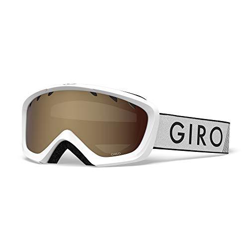 Giro Chico Masque de Ski pour Enfant Taille Unique Blanc Zoom