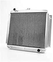 OPL HPR075 Aluminum Radiator For Jeep w/ Chevy CJ, CJ5, CJ7 Motor Swap. (Manual Transmission)