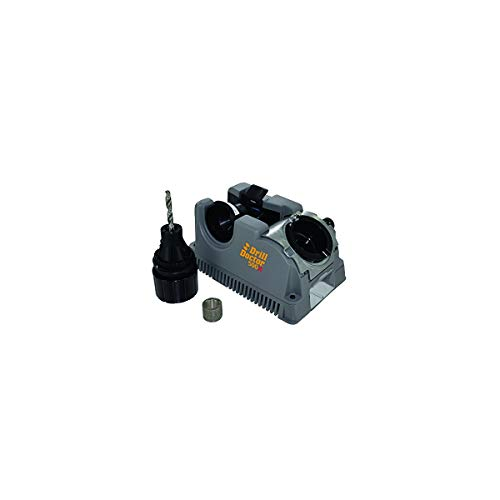 Tivoly Drill Doctor 500 - Afiladora de brocas (de 2,5 a 13 mm, punta 118º y 135º)