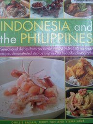 Classic Recipes, Tastes and Traditions of Indonesia and the Philippines 1846813581 Book Cover