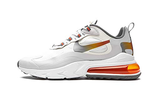 Nike Air MAX 270 React SE, Zapatillas para Correr Hombre, Summit White...