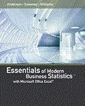 Bundle: Essentials of Modern Business Statistics with Microsoft Excel, Loose-leaf Version, 6th + IBM SPSS Statistics Student Version 21.0 for Windows