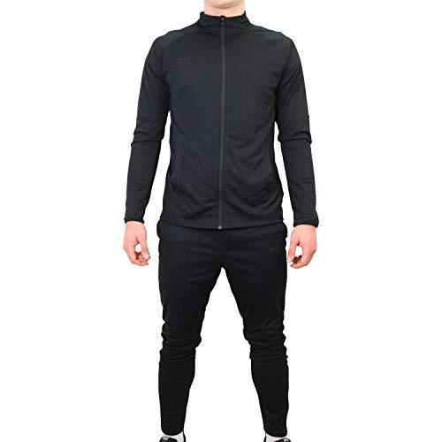 Nike Academy Track, M Nk Dry Acdmy TRK Suit K2 Uomo, Black, S