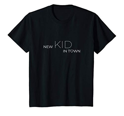 Kinder New Kid in Town T-Shirt