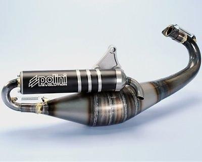 200.0293Silenciador POLINI Evolution 11Piaggio Zip SP 70cc