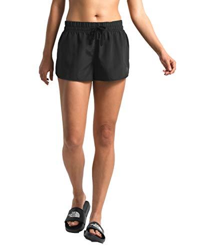 The North Face Class V Mini Short Minipantalón Corto, Mujer, Negro (TNF Black), REGXS