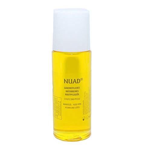 NUAD Körperpflegeöl/Deo im Glasflakon mit Roll On, 75 ml