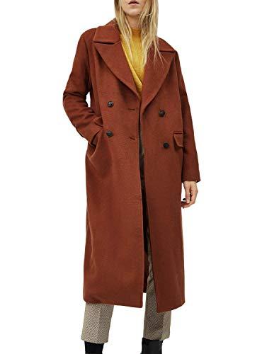 Pepe Jeans Abrigo Mara Camel para Mujer L