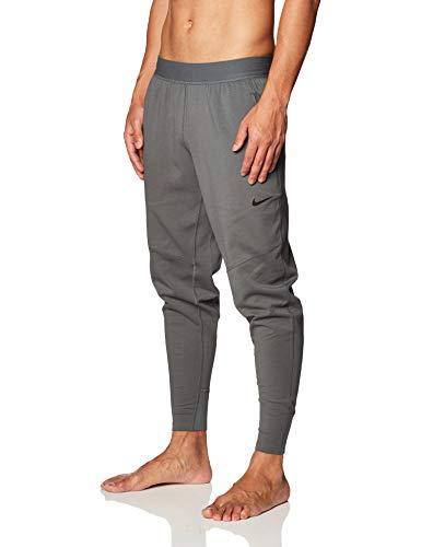 Nike M Nk Dry Pant Hyprdry Pantaloni Sportivi, Uomo, Iron Grey/Black, M