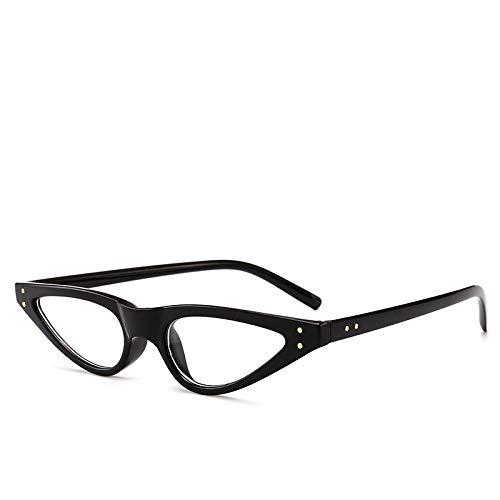YOULIER Moda Señoras Gafas De Sol Pequeñas Gafas De Sol Mujer Gafas De Sol Ojo De Gato Gafas De Sol Uv400 5612-4