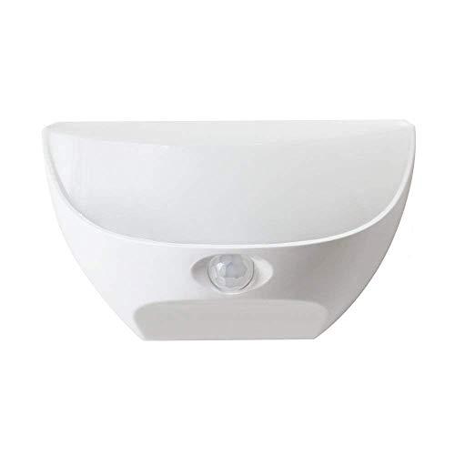Preisvergleich Produktbild ZEEFO Nachtlichter helle wasserdichte IP44 Bewegungs Licht Sensor LED Wand Nachtlicht mit Wiederaufladbare Lithium-Batterie gespeist Lampe für Kinder,  Eingang Gartenküche Flur Badezimmer Wand Licht