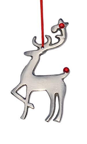 VIBHSA Handmade Christmas Ornaments Set of 8 Christmas Tree...
