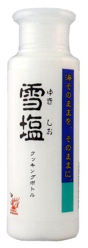 雪塩(クッキングボトル・55g)×4個