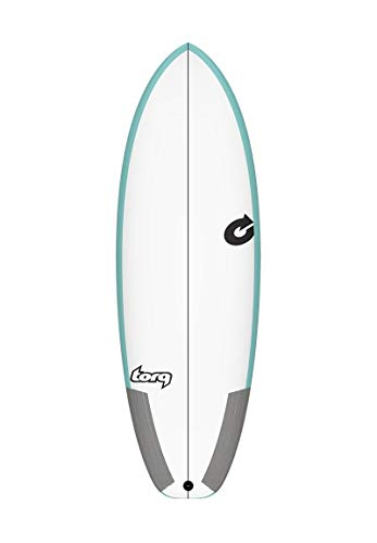 Torq Summer 5 Epoxy Tec - Tabla de surf, verde, 5.6 FT