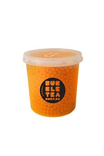 Popping boba Fruchtperlen für Bubble Tea Pfirsiche (1000 g)