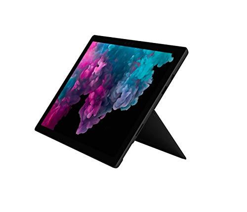 Microsoft Surface Pro 6, 31,25 cm (12,3 Zoll) 2-in-1 Tablet (Intel Core i5, 8GB RAM, 256GB SSD, Win 10 Home) Schwarz (Generalüberholt)
