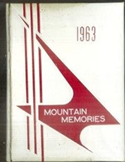 (Custom Reprint) Yearbook: 1963 Mount Pisgah Academy - Mountain Memories Yearbook (Candler, NC)