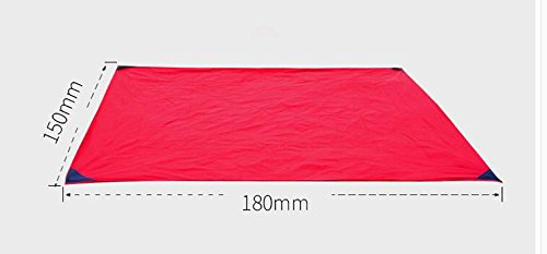MONEYY The Picnic mat red and white format outdoor portable moisture pad tent picnic the picnic camping mats 300*454cm