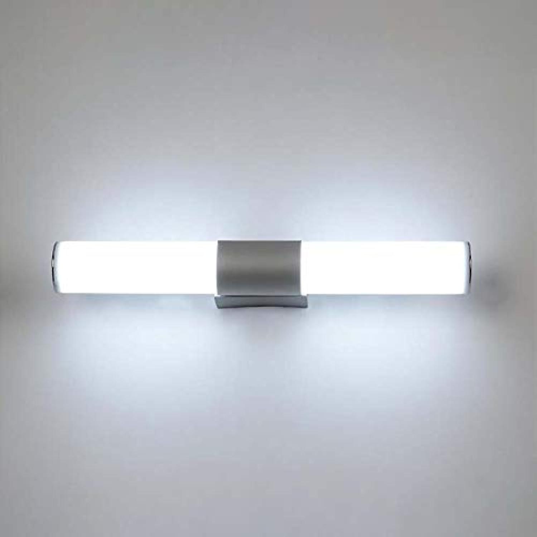 MIRROR LIGHT 12WLED Wandleuchte Aluminium Acryl IP55 Wandleuchte ...