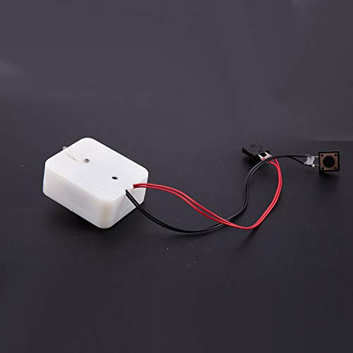 TOOGOO Elektronische Taste Spieluhr Beschreibbare Sprachmodul Aufnahmebox Stimme Box Aufnahme Bewegung Spielzeug Liefert Geschenke