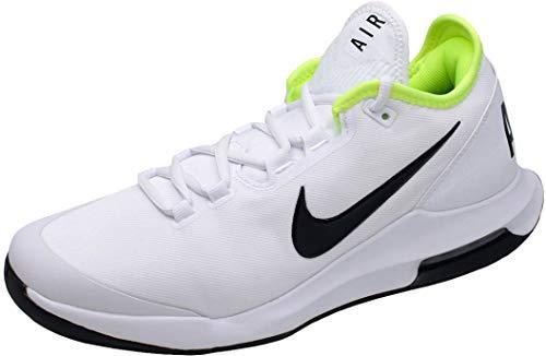 Zapatillas de tenis Nike Air Max Wildcard Hc para hombre Ao7351-104 Talla 6 Blanco/Negro-Volt