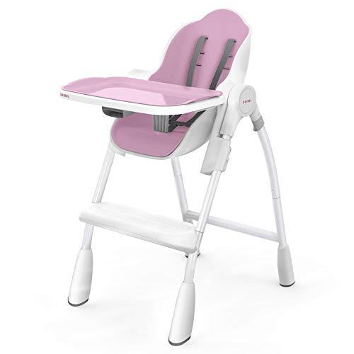 Imagen para Oribel Cocoon - Trona reclinable multietapa, color rosa