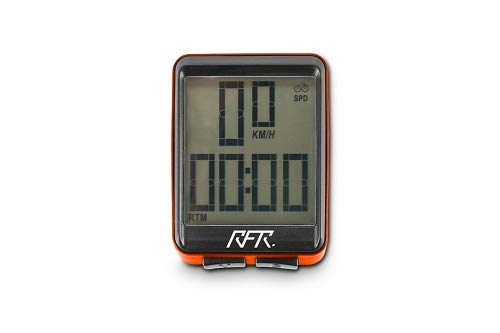 RFR 14095 Fahrradcomputer Wireless CMPT orange Kabellos 12 Funktionen