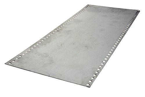 Simonrack 70131003008 Chapa metálica lateral y trasera para estantería, 1000 x 300 mm, color galvanizado